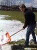 29. März 2008 - Schneeräumaktion
